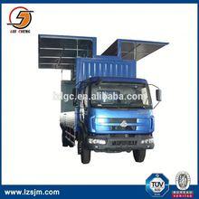Truck body long stroke 20 ton heavy duty hydraulic cylinder