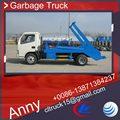 Cidade de lixo eliminação de resíduos do caminhão, Reciclar caminhão de lixo lixo coletor
