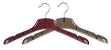 3 sets lingerie pant hanger rubber coated