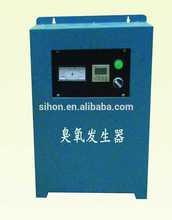 integrado de medição de ozônio para tratamento de águas residuais