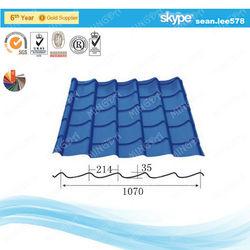 hot sale asphalt roofing sheets for Stables manufacture