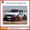 All-terrain SUV conversion system /rubber track vehicle/ truck track conversion system rubber
