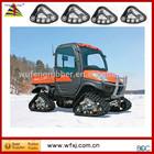 ATV conversion system kits/ small vehicle rubber track system / UTV rubber track kits manufacturer