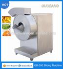 2014 guobang hot selling electric potato chips cutter machine