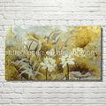 çin imal güzel yağlıboya çiçek resimleri oda dekorasyon oturma