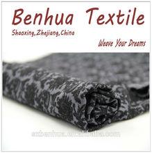 Nylon Rayon Stretch Jacquard Brocade Fabric