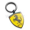 Metal Key Chain for SF Horse Motors Car Brand