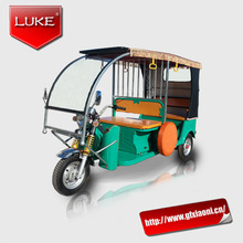 New H Power electric tricycle for passenger
