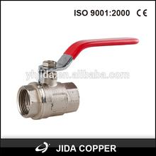 brass ball valve & handles