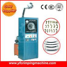 YJK-64 hydraulic air hose crimping machine