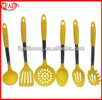 alibaba express food grade funny heat resistant high quality silicone kitchen utensils set