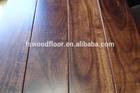prefinished asian walnut wood flooring
