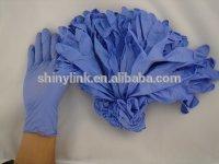 2012 TOP SALE powder medical gloves