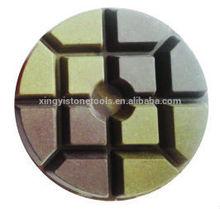 Diamond and resin ceramic bond polishing pads XY-HYBRID