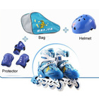 2014 best selling two wheel roller skate