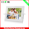 2013 Best selling muti-function 13.3 inch digital photo/picture frame for storage the best memories