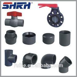ISO/BS/AS/NZS/ASTM standard pvc pipe fittings