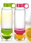 Manual 800 ml plastic juice bottle healthy squeeze Lemon bottle