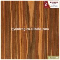 artificial wood veneer rosewood 366c basswood raw material for fancy plywood door furniture