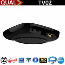 Hot Selling! cheap smart tv box full hd 1080p porn video android 4.2.2 VIA 8880 Dual Core ddr 512 flash 4g HDMI XBMC AV/RJ45