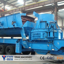Stone Crushing Plant for road building - Yifan