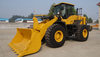 China Lasted 5T CS956 RC Hydraulic Wheel Loader with CE