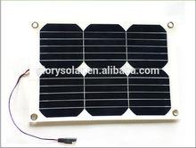 22% sunpower flexible solar panel 18W