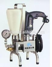 Attrezzature professionali per iniezione pu, portatile stuccatura pompa di iniezione, pompa di iniezione di miscele