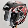 YM-616 open face novelty helmets half face helmet Zhejing China