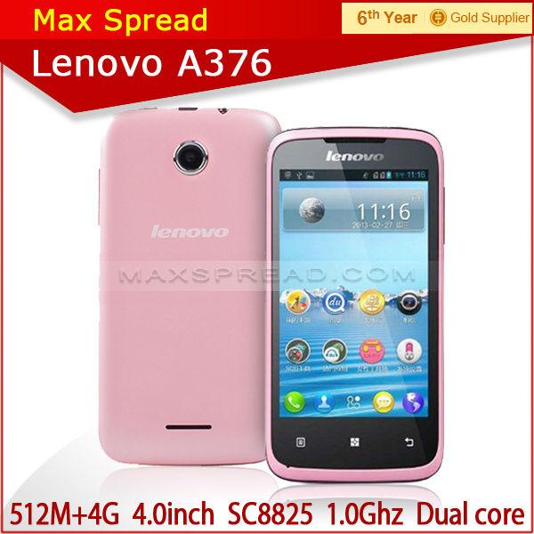 20144นิ้วเลโนโวa376โทรศัพท์แบบdualcoreโทรศัพท์android4.0ค่าใช้จ่ายต่ำ3gโทรศัพท์สมาร์ท