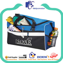 Wellpromotion 600D polyecanvas picture of travel bag