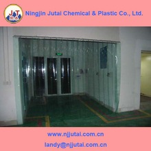 2014 most popular sale cheap pvc plastic door curtain