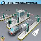 hot sales barrier gate mechanism