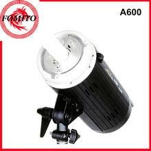 Studio equipment A600 Pro Photography Strobe Photo Studio Flash Light 600ws 600w 220V Photography Light