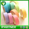 Ipartner gift packaging japanese colorful washi masking tape with logo