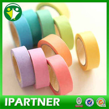 Ipartner New fashion sungjin washi paper masking tape