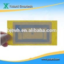 2014 hot sale HF & UHF RFID Sticker Label Tag