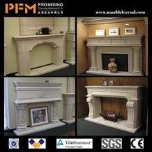 high quality wholesale italian stone fireplaces mantel