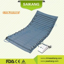 Detachable air mattress for wheel chair