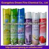 lemon flavor automatic car aerosol air freshener aerosol 320ml/300ml