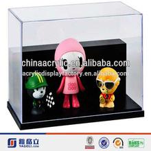 Yageli high quality acrylic toy boxes/custom design acrylic product