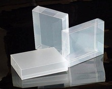 packaging box small clear plastic boxes with lids