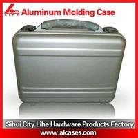 aluminum tube case matt color