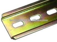 TA-001S 35mm Standard Steel Box Mounted Electrical Channel Din Rail