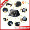 "Tablet speaker case for 7""to 10 inch tablet pc leather case speaker"