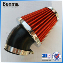 OEM quality motorcycle air filter element 35mm 43mm 45mm 48mm,OEM modify parts filter for motorcycle, Mushroom type air filter