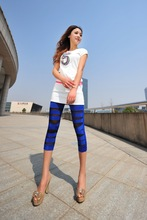Trendy Comfortable Dot Printing Hot Short Lace Leggings 2014 pl01