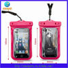 Hot Selling Under Water 20M Universal Waterproof Mobile Phone Bag for iPhone