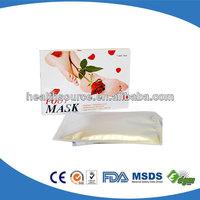 Japanese foot care peeling/exfoliator lotion scrub peeling mask