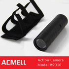 SD16 1080p hd waterproof sport helmet camcorder